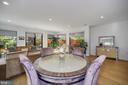 Family room - 4319 MURDOCK MILL RD NW, WASHINGTON