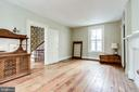 Very large room with so much potential! - 210 N KING ST, LEESBURG