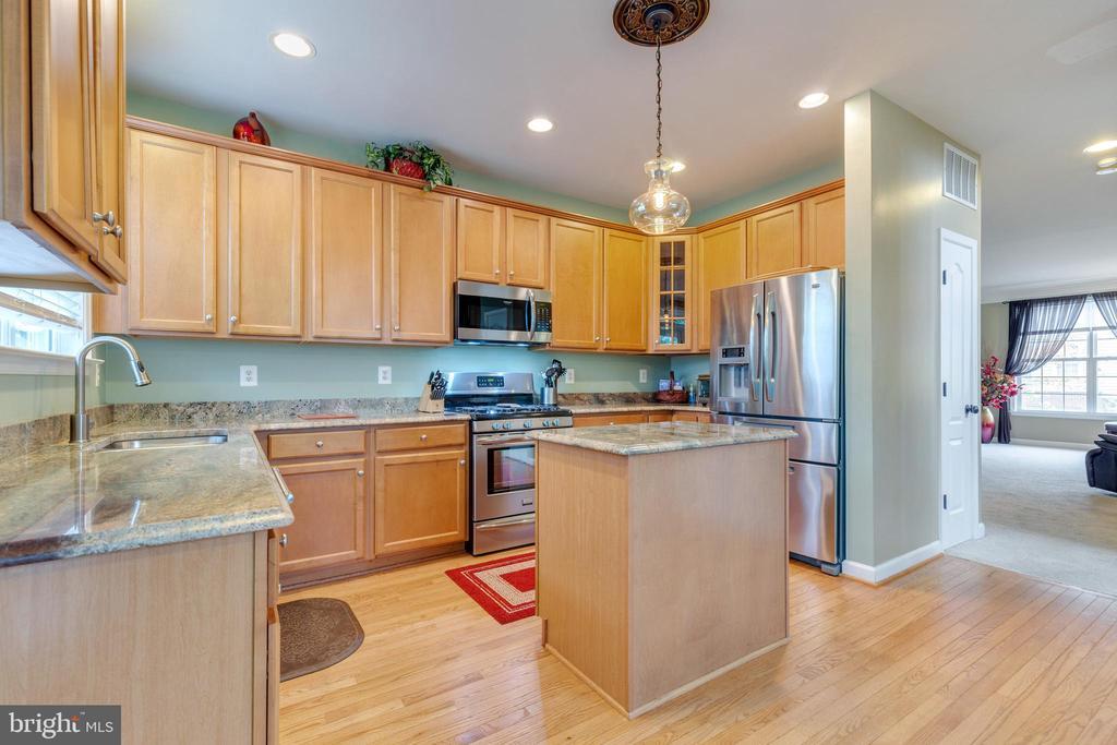 Granite Counters & Stainless Applinaces - 42475 MAGELLAN SQ, ASHBURN