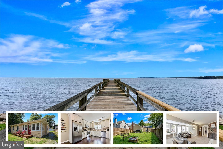Single Family Homes für Verkauf beim Deale, Maryland 20751 Vereinigte Staaten