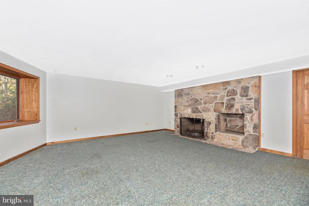 Bonus room, lower level - 7319 BALTIMORE NATIONAL PIKE, FREDERICK