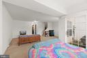 Lower Level Recreation Room - 10206 MAGNOLIA GROVE DR, MANASSAS