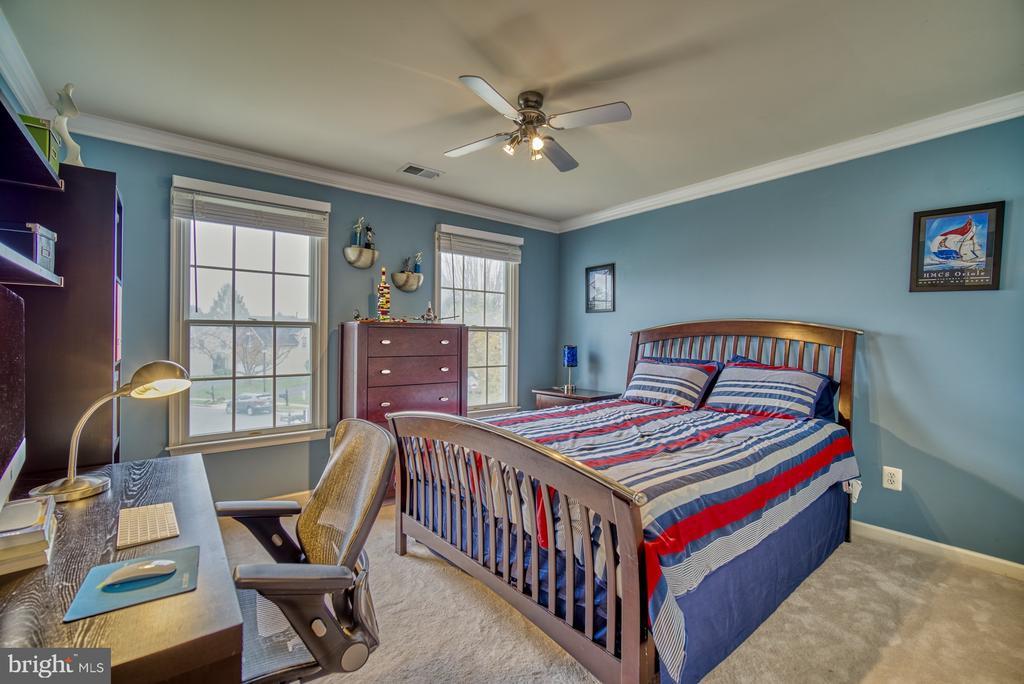 Bedroom #4 - 10868 GROVEHAMPTON CT, RESTON