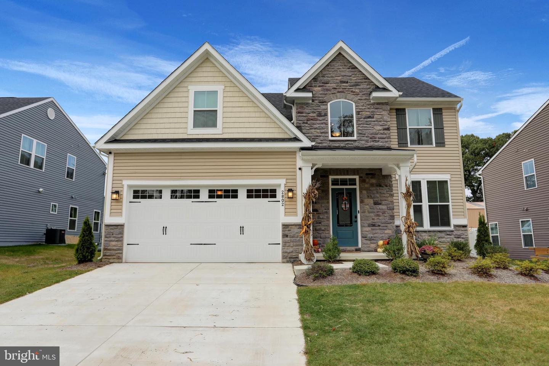 Single Family Homes för Försäljning vid Edgemere, Maryland 21219 Förenta staterna