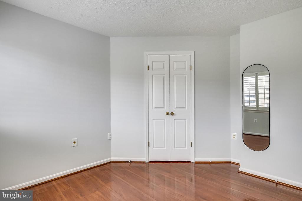 Second bedroom - 1301 N COURTHOUSE #1607, ARLINGTON