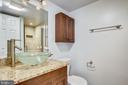 Hall bath - 1301 N COURTHOUSE #1607, ARLINGTON