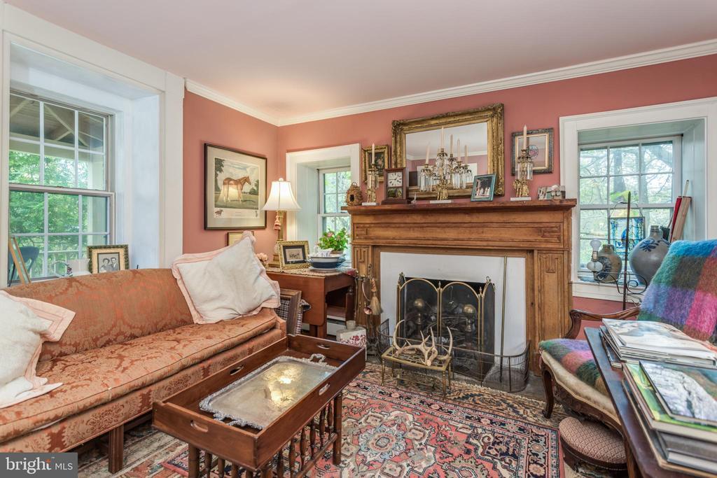 Living Room exhibiting abundant natural light - 19010 GUINEA BRIDGE RD, PURCELLVILLE