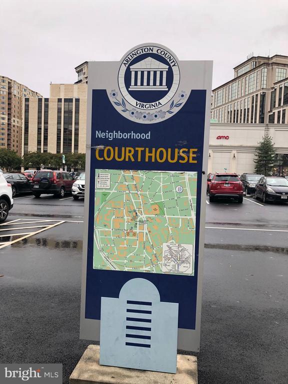 Neighborhood Courthouse - 1301 N COURTHOUSE #1607, ARLINGTON
