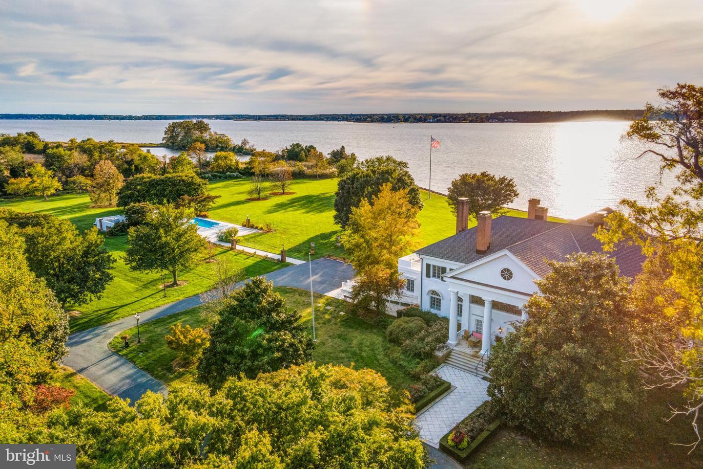 Single Family Homes för Försäljning vid Easton, Maryland 21601 Förenta staterna