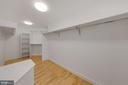 Walk-In Closet - 5000 BATTERY LN #1003, BETHESDA