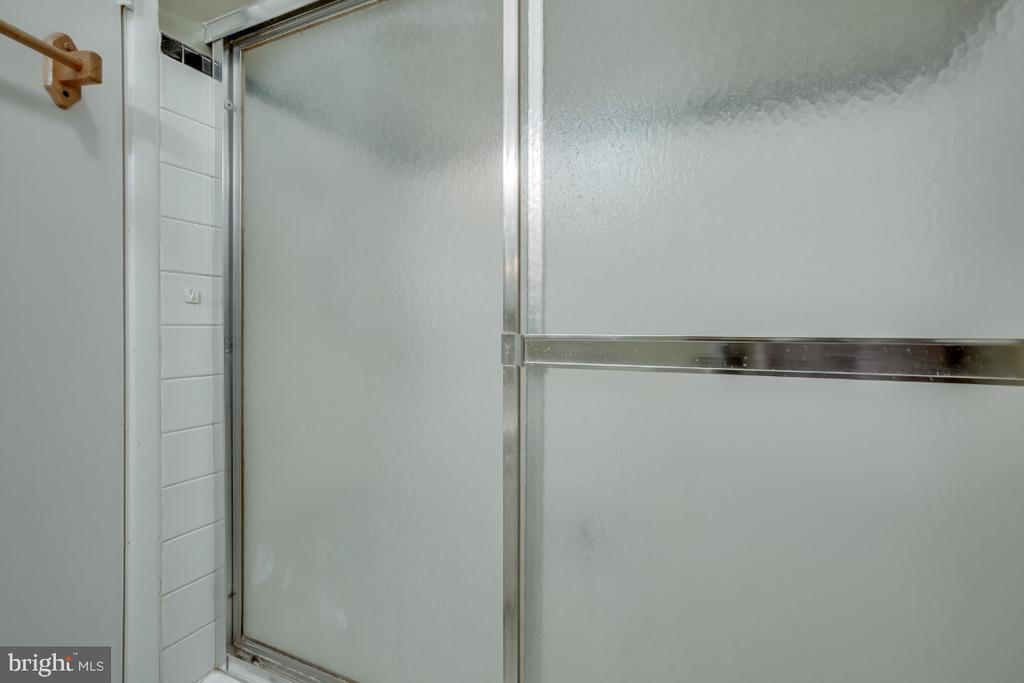 Slider shower doors - 161 LAWSON RD SE, LEESBURG