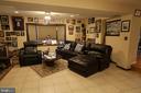 Family Room - 7707 DUBLIN DR, MANASSAS