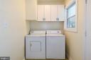 Full Size Washer/Dryer - 8700 ARLINGTON BLVD, FAIRFAX