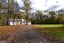 Grand Driveway to Front Door - 8700 ARLINGTON BLVD, FAIRFAX