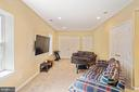 Recreation Room & Two Double Full Width Closets. - 7893 MEADOWGATE DR, MANASSAS