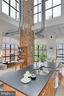 Two story ceilings - 1615 N QUEEN ST #M601, ARLINGTON