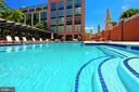 Swimming pool - 1615 N QUEEN ST #M601, ARLINGTON
