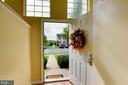 Foyer - 17540 BRISTOL TER, ROUND HILL