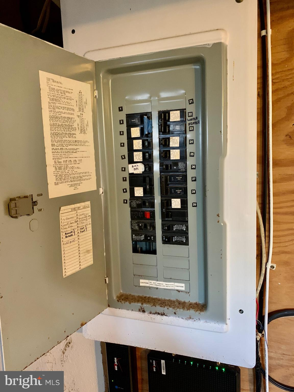 200 AMP Electrical Service