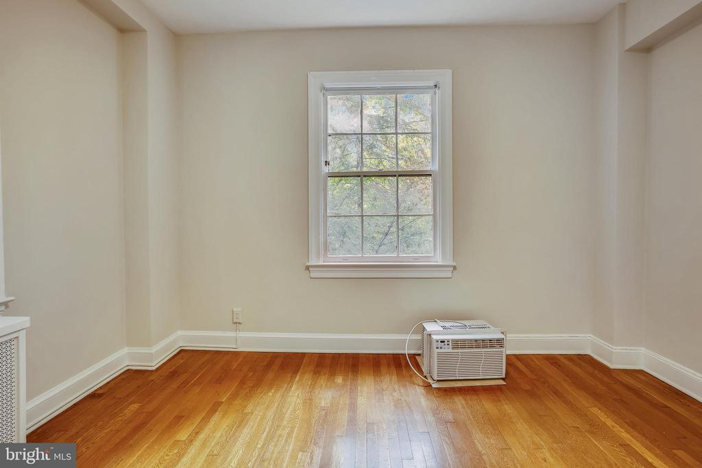 Bedroom - 3900 CONNECTICUT AVE NW #105-F, WASHINGTON
