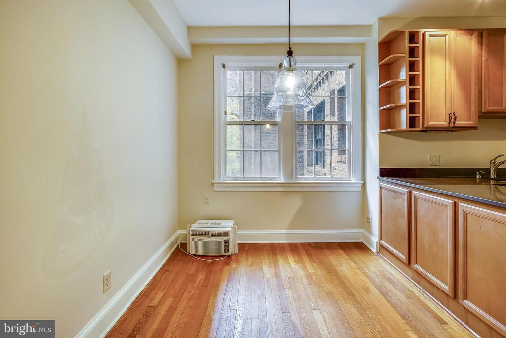 Dining / Kitchen Combination - 3900 CONNECTICUT AVE NW #105-F, WASHINGTON