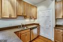 Upgraded Countertops - 3900 CONNECTICUT AVE NW #105-F, WASHINGTON