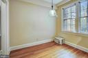 Light-filled Dining Room - 3900 CONNECTICUT AVE NW #105-F, WASHINGTON