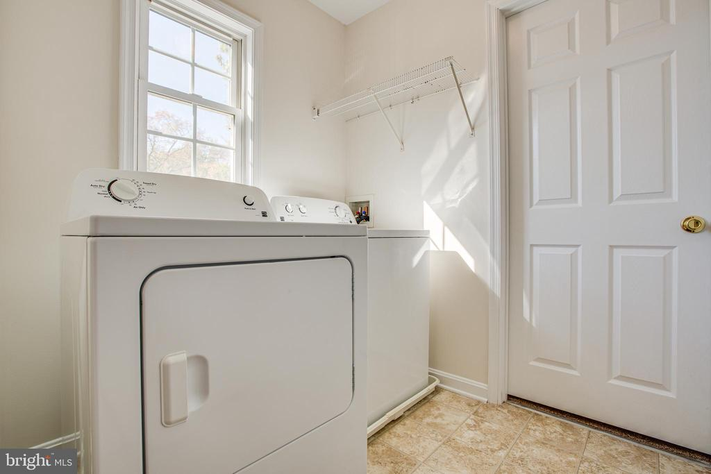 Separate Laundry Area - 249 7TH ST, COLONIAL BEACH