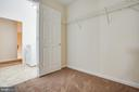 Primary Bedroom Walk-in Closet - 249 7TH ST, COLONIAL BEACH