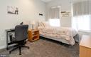 Second bedroom w full bath - 1322 N DANVILLE ST, ARLINGTON