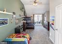 Loft/3rd bedroom w full bath - 1322 N DANVILLE ST, ARLINGTON