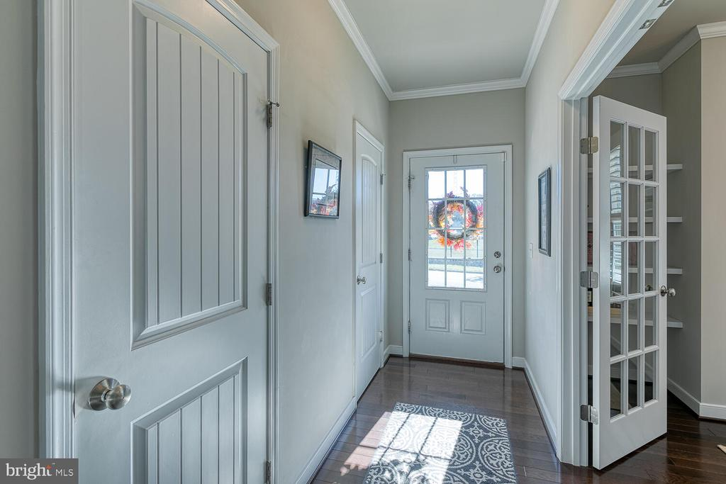 Light Filled Entryway - 1419 HANOVER ST, FREDERICKSBURG