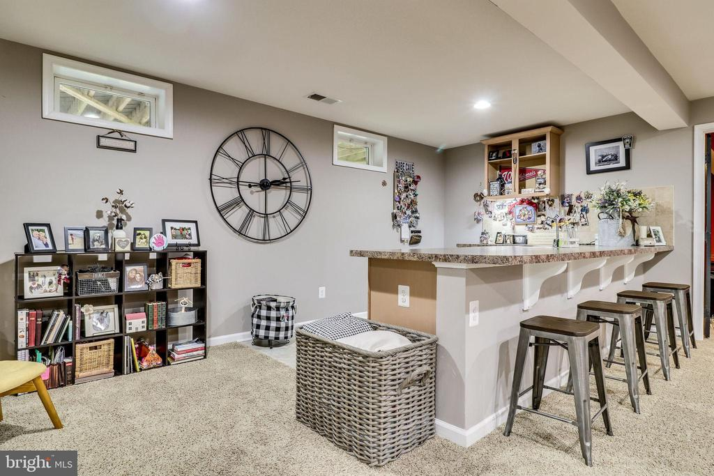 Lots of Uses for This Area - 12801 CLASSIC SPRINGS DR, MANASSAS