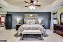 Accent Wall Adds Interest - 12801 CLASSIC SPRINGS DR, MANASSAS
