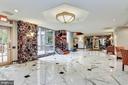 Beautiful lobby - 1276 N WAYNE ST #807, ARLINGTON