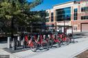 Bike-share station nearby - 1276 N WAYNE ST #807, ARLINGTON