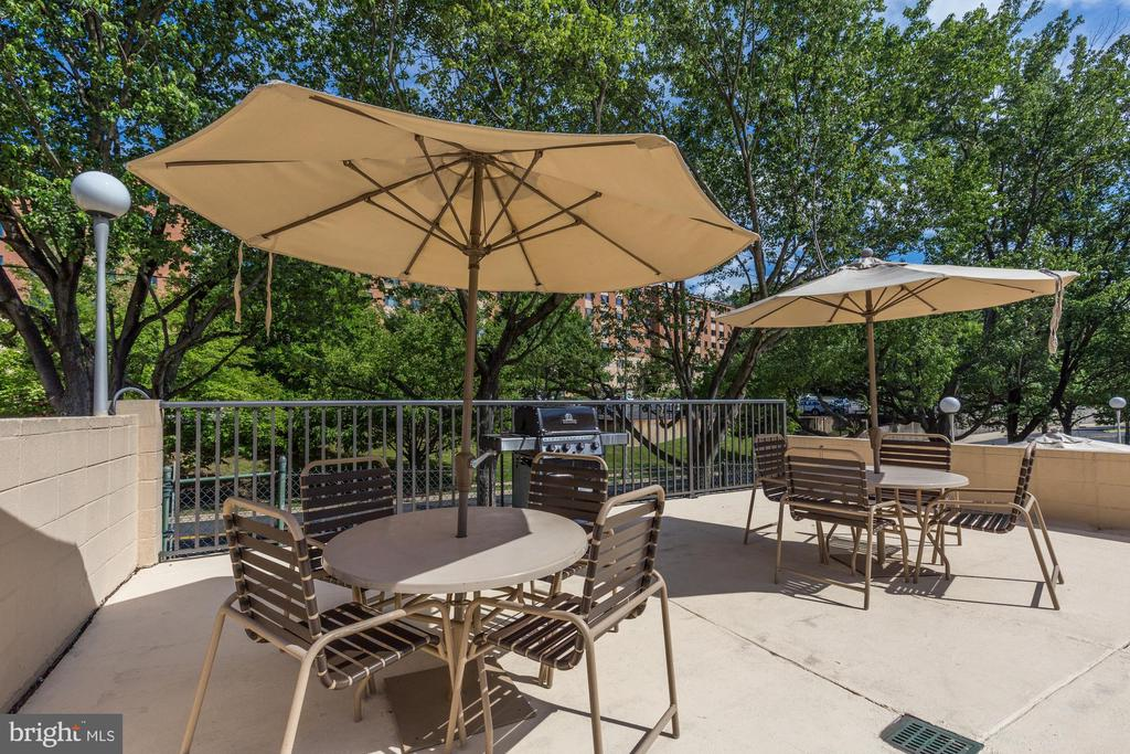 Pool & Grilling - 1300 ARMY NAVY DR #323, ARLINGTON