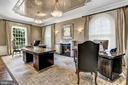 Floor-to-Ceiling Palladian Windows - 2507 MASSACHUSETTS AVE NW, WASHINGTON