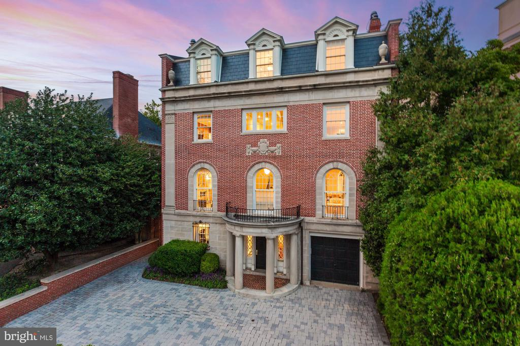 Located in the Heart of Embassy Row - 2507 MASSACHUSETTS AVE NW, WASHINGTON