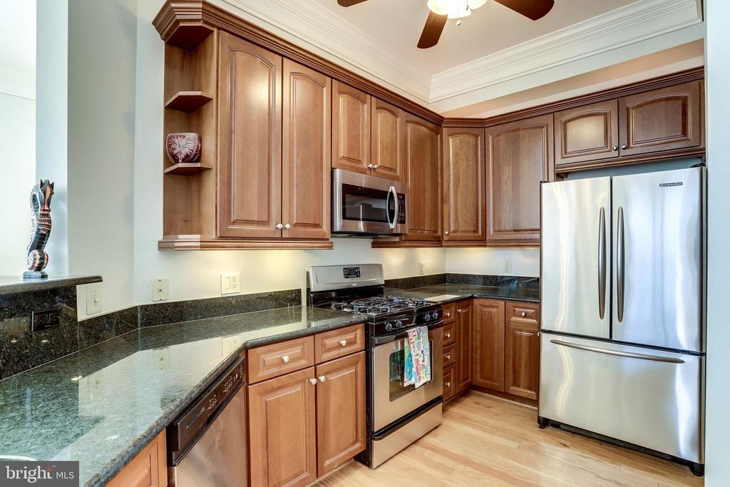 15 Spacious Kitchen - 309 HOLLAND LN #115, ALEXANDRIA