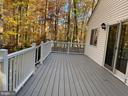 Gorgeous fall colors-Backyard is bigger than front - 11798 TARGET CT, WOODBRIDGE