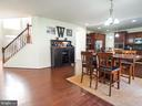 View from family room - 14973 SPRIGGS TREE LN, WOODBRIDGE