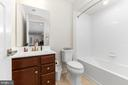Full Bathroom in Basement - 18228 RED MULBERRY RD, DUMFRIES
