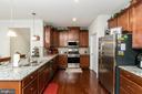 Hardwood Floors, Granite Countertops; Appliances - 18228 RED MULBERRY RD, DUMFRIES