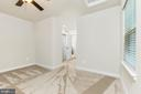 4th Bedroom (Upstairs) - 18228 RED MULBERRY RD, DUMFRIES