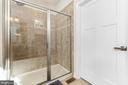 Full Bathroom with Shower in Master. - 18228 RED MULBERRY RD, DUMFRIES