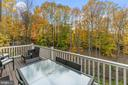 Gorgeous views, everyday from your deck! - 18228 RED MULBERRY RD, DUMFRIES