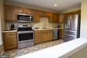 Plenty of space for meal prep. - 102 TWIN BROOK LN, STAFFORD
