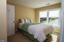 good sized secondary bedrooms - 102 TWIN BROOK LN, STAFFORD