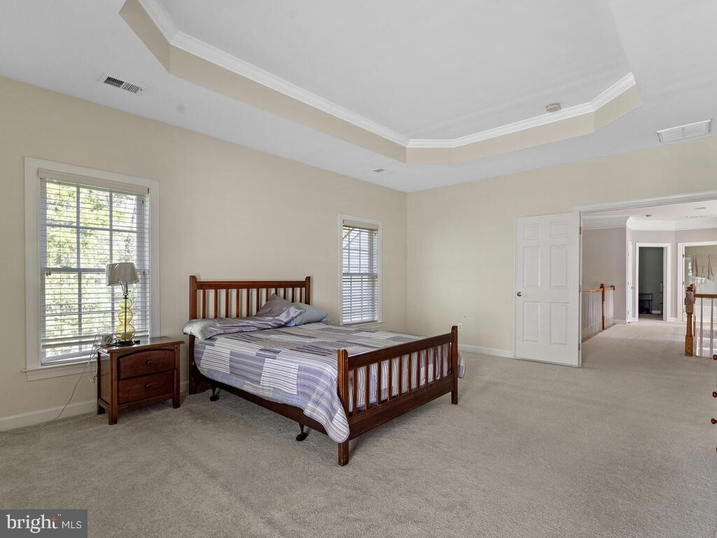 Primary Bedroom , Upper Level - 14136 SNICKERSVILLE DR, GAINESVILLE